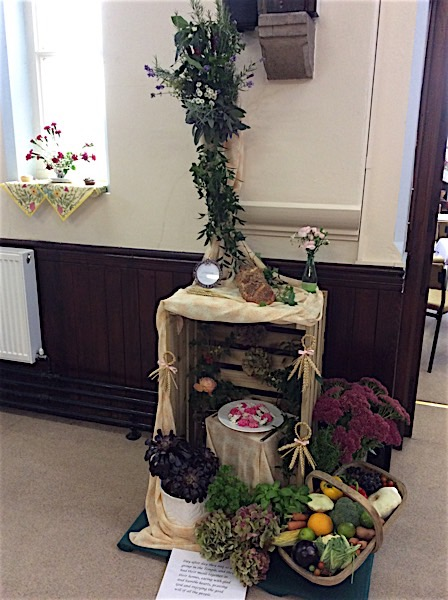 flower festival - open door lunches